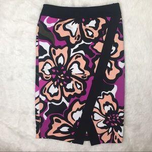 •WORTHINGTON• Patterned Skirt